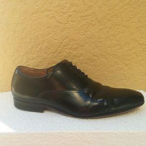 FLORSHEIM Black Oxford Dress Shoes Size 13